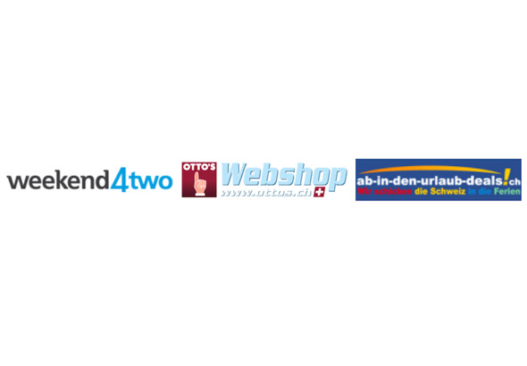 Weekend4two, Otto's Webshop, Ab in den Urlaub auf Deal.ch
