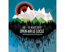 1 Ticket fürs Rock Altitude Festival 2017 – Mittwoch 9. August