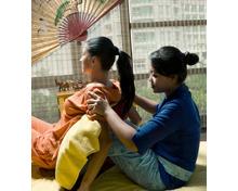 1x Thai-Massage