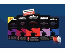 25% auf kompatible Kapseln von Lavazza