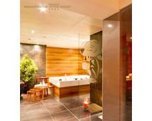 3h in der Private Spa Suite Palmaris für 2 Personen