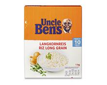 40% ab 2 Stück auf das ganze Uncle Ben's Reissortiment nach Wahl