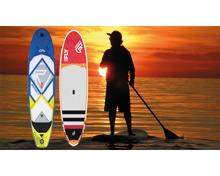 50.- Rabatt auf jedes Stand Up Paddle