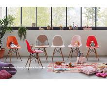 6 für 5 Designklassiker Stühle von Charles & Ray Eames
