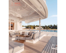 6 Nächte Katamaran-Luxus in einer 2er-Kabine inkl. All-inclusive-Verpflegung