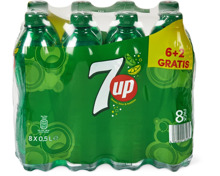 7up im 8er-Pack, 8 x 50 cl