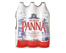 Acqua Panna, 6 x 1,5 Liter