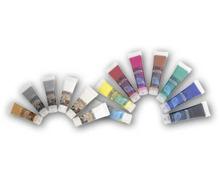 Acrylfarben/Effektpasten