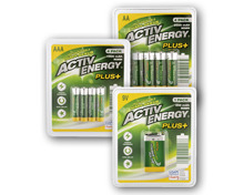 ACTIV ENERGY NiMH Hochleistungsakkus