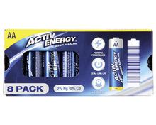 ACTIV ENERGY® BATTERIEN ALKALINE