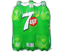 Alle 7up und H2Oh! im 6er-Pack, 6 x 1.5 Liter und 6 x 1 Liter