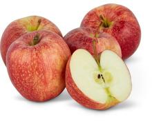 Alle Äpfel offen