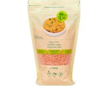 Alle Bio-Getreidekörner, -Hülsenfrüchte, -Quinoa und -Couscous