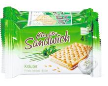 Alle Blévita Sandwiches