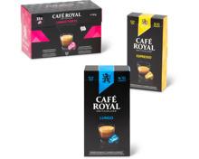 Alle Café Royal Kapseln im 10er- und 33er-Pack, UTZ