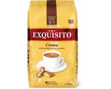 Alle Exquisito Kaffees, in Bohnen und gemahlen, UTZ