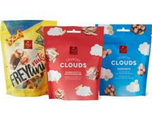 Alle Frey-Crunchy Clouds und -Freylini, UTZ
