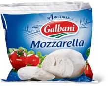 Alle Galbani Mozzarellas