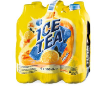 Alle Ice Tea PET à 6 x 1.5 l