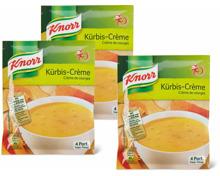 Alle Knorr Suppen im 3er-Pack