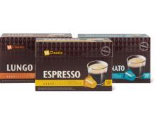 Alle M-Classic Kaffee-Kapseln, UTZ
