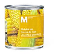 Alle M-Classic Maiskörner