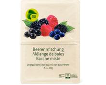 Alle M-Classic- und Bio-Früchte sowie -Beeren