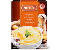 Alle Mifloc Kartoffelpürees