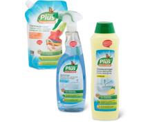 Alle Migros Plus-Reinigungsmittel und -Waschmittel
