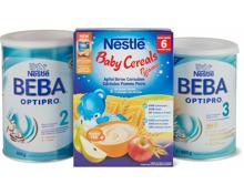 Alle Nestlé-Milchen und -Breie
