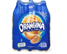Alle Orangina in Packungen à 6 x 1,5 l