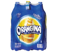 Alle Orangina in Packungen à 6 x 1.5 l