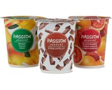 Alle Passion Joghurts