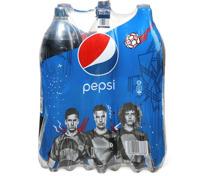 Alle Pepsi in Packungen à 6 x 1,5 Liter