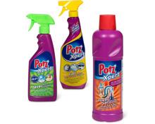 Alle Potz Xpert Reinigungsmittel