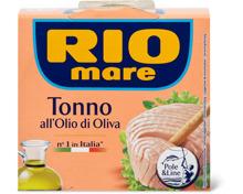 Alle Rio Mare- und Albo-Fischkonserven