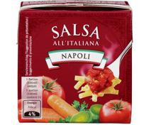 Alle Salsa all'Italiana- und M-Classic-Saucen