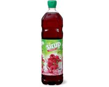 Alle Sirupe in PET-Flaschen, 75 cl und 1.5 Liter