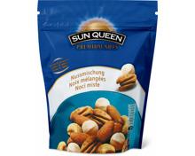 Alle Sun Queen Premium-Nüsse und -Nussmischungen gesalzen