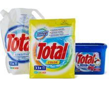 Alle Total Waschmittel