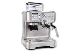 AMBIANO Espresso Maschine mit integriertem Mahlwerk