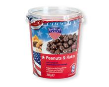 AMERICAN Peanuts & Flakes