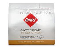 Amici Café Crème, 40 Portionen, 278 g