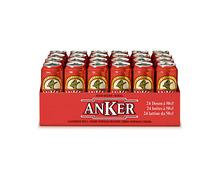 Anker Lagerbier, Dosen, 24 x 50 cl
