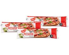 Anna's Best Pizzateig ausgewallt rund im 3er-Pack