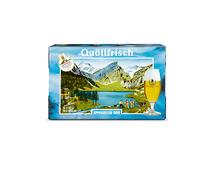 Appenzeller Bier Quöllfrisch, hell, 10 x 33 cl