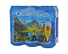 Appenzeller Bier Quöllfrisch hell 6 x 50 cl