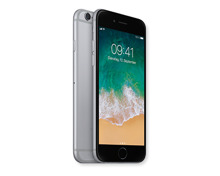 APPLE IPHONE 6 Space Grau, 32GB