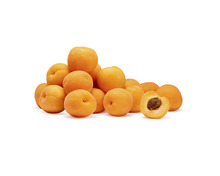 Aprikosen, Italien/Spanien, Karton à 2,5 kg