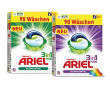 Ariel 3 in 1 pods XXL
